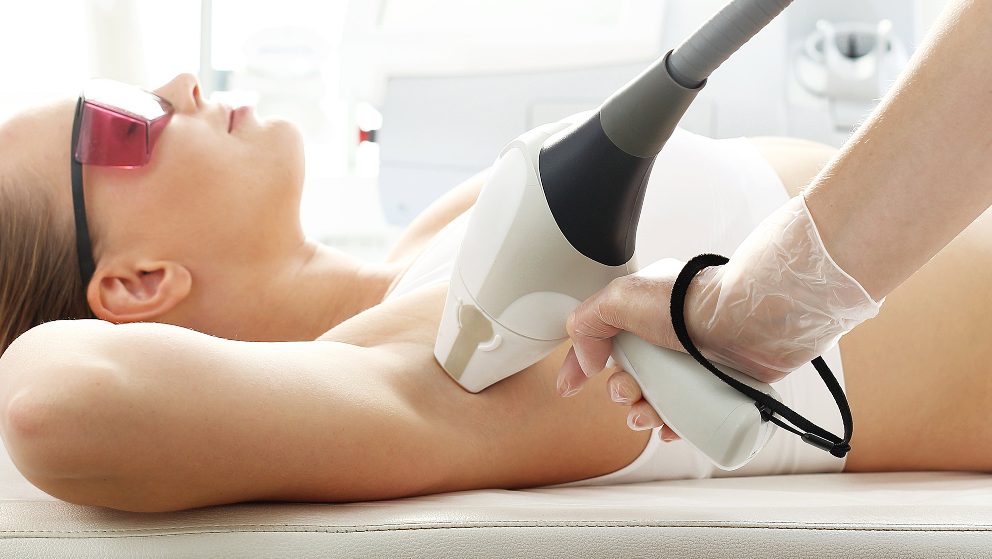 Silky Smooth Laser Hair Removal